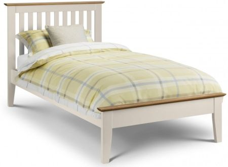 Julian Bowen Two Tone Salerno Bed Frame