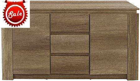 GFW Canyon Oak Sideboard