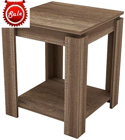 GFW Canyon Oak Lamp Table