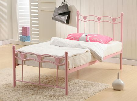 Time Living Madrid Bed Frame