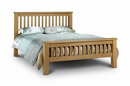Julian Bowen Amsterdam High Footend Bed Frame