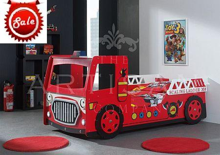 The Fire Engine Bed