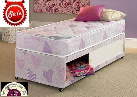 Beauty Sleep Princess Divan Set