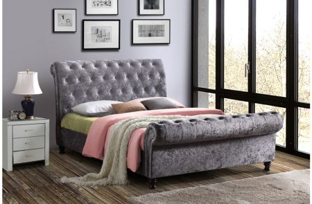 Birlea Castello Fabric Bed Frame