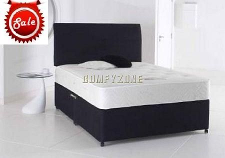 Deep Sleep Beds Visco Bonnel Memory Foam Divan