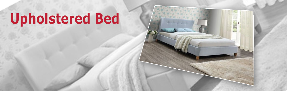 Birlea Kensington Fabric Bed Frame