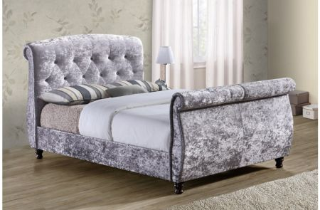 Birlea Toulouse Fabric Bed Frame